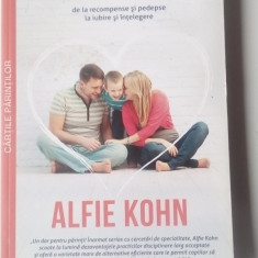 Parenting neconditionat - Alfie Kohn   (posib. expediere 5 lei/gratuit) (4+1)
