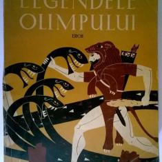 Alexandru Mitru - Legendele olimpului, vol. II Eroii (Format mare)