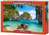 Puzzle Ko Phi Phi Le - Tailanda, 1000 piese, castorland