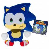 Sonic Boom, Jucarie de Plus Emoji Sad Sonic, 20 cm