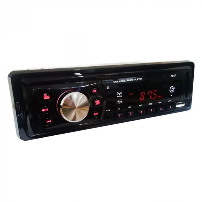 Receptor media digital CDX-GT1047, tuner AM / FM, 4 x 50 W