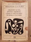 TRILOGIA CULTURII-LUCIAN BLAGA