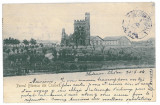 2234 - CRAIOVA, Bibescu Park, Romania - old postcard - used - 1904
