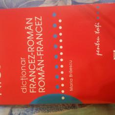 Niculescu dictionar roman-franceza, francez-roman