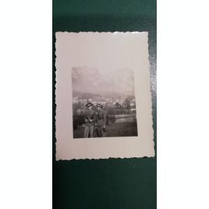 BF - 99 - FOTOGRAFIE FOARTE VECHE - MILITARI - ANII 1940