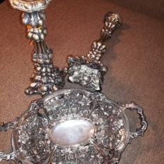 Obiecte din argint, Sfesnic