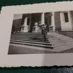 BF - 104 - FOTOGRAFIE FOARTE VECHE - MILITARI - ANII 1940
