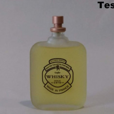 Parfum Whisky 1970 for Men 100ml EDT - Tester, Apa de toaleta, 100 ml