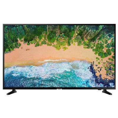 Televizor Samsung LED Smart TV UE55NU7093U 138cm 4K Ultra HD Black foto