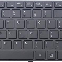 Cumpara ieftin Tastatura laptop noua LENOVO Ideapad 100-15IBD Black Frame Black WIN8 US OEM