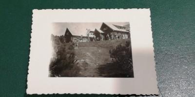 BF - 112 - FOTOGRAFIE FOARTE VECHE - MILITARI - ANII 1940 foto