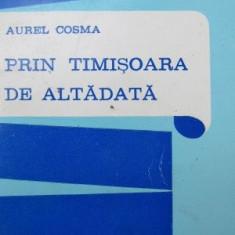 Prin Timisoara de altadata - Aurel Cosma