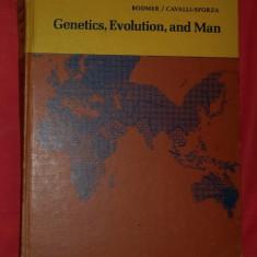 Genetics, evolution, and man / W.F. Bodmer, L.L. Cavalli-Sforza