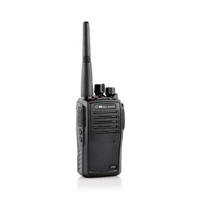 Resigilat : Statie radio PMR portabila Midland G15 waterproof IP67 Cod C1127 foto