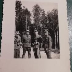 BF - 105 - FOTOGRAFIE FOARTE VECHE - MILITARI - ANII 1940