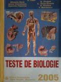 G.Lupu-Teste de biologie pentru admiterea in invatamantul superior medical 2005