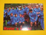 Foto fotbal - tip carte postala Manchester United