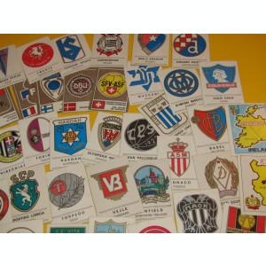 Lot stickere fotbal Figurine Panini (anii`80)