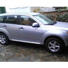 Mitsubishi Outlander 2.0 SUV 4x4 – RAR Facuta – Inmatriculata Romania, Motorina/Diesel