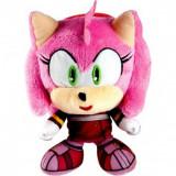 "Sonic Boom, Jucarie Plus Amy ""Big Head"" 15 cm, Tomy"