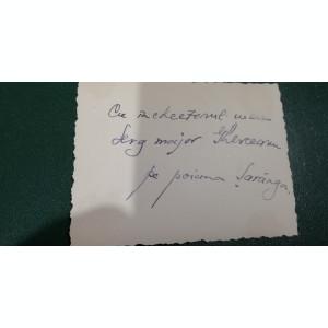 BF - 100 - FOTOGRAFIE FOARTE VECHE - MILITARI - ANII 1940