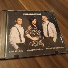 CD FORMATIA DINAMICII