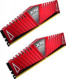Memorie A-DATA XPG Z1, 2x4GB, DDR4, 2666 MHz (Rosu)