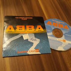 CD COLECTIE ABBA REVISTA CASA MEA ORIGINAL