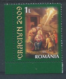 2009 Romania,LP 1850-Craciun 2009-MNH, Religie, Nestampilat