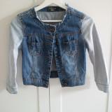 Jacheta de blugi Motivi XS, Albastru