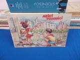 ARICI POGONICI , ALBUM PENTRU CEI MICI * NR. 5 / 1961 (O FILA CU UN MIC DECUPAJ)