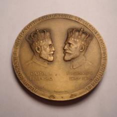 Medalie Regii Carol I, Ferdinand si Mihai-  Aniversarea Realipirii Dobrogei 1928