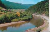 bnk cp Valea Bistritei langa Vatra Dornei - Vedere - circulata