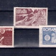 ROMANIA 1945 - A.G.I.R. - LP 181, Nestampilat