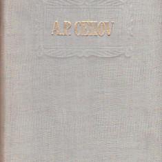 A. P. CEHOV - OPERE VOLUMUL VII - NUVELE SI POVESTIRI 1889-1892, A.P. Cehov