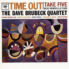 Dave Brubeck Orchestra The Time Out (cd)