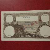 Specimen 100 lei 1940