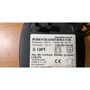 Transformator Okin 230V - 25V AB99181SN0111221622 (56550)
