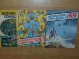 ALMANAHUL COPIILOR -83,84,89