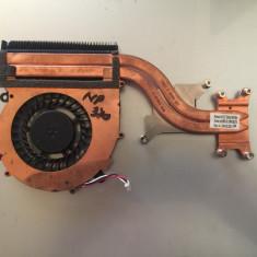 Cooler Ventilator + Radiator Samsung NP370 NP370R5E NP470R5E NP470 BA62-00794A