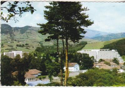 bnk cp Sangeorz Bai - Complexul sanatorial al UGSR - circulata foto