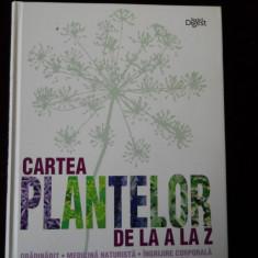 Cartea plantelor de la A la Z Reader's Digest