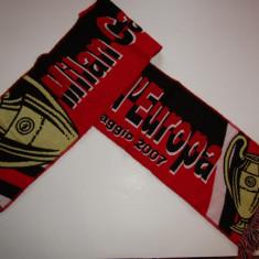 Fular fotbal - AC MILAN (Italia) - castigatoarea Champions League 2007