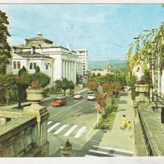 bnk cp Ramnicu Valcea - Casa de cultura - circulata - marca fixa