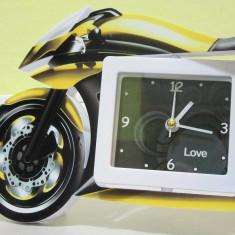 Ceas moto speed de birou