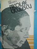 Nicolae Titulescu-gandire si actiune-Ion Grecescu-ed.Politica 1980