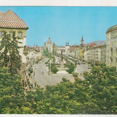 Bnk cp Targu Mures - Vedere - circulata, Printata