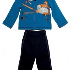 Trening copii, flausat, Disney Planes, bleumarin/albastru, 3 ani/98 cm