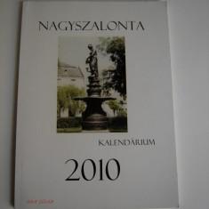 Nagyszalonta  Kalendarium 2010
