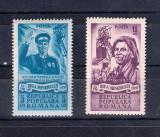 ROMANIA 1951 - ZIUA MINERULUI - LP 285, Nestampilat